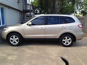 2008 Hyundai Santa Fe Wagon Condon Townsville Surrounds Preview