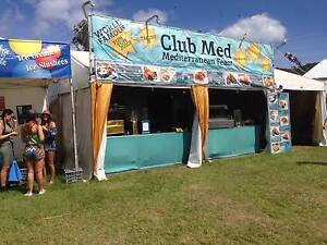 Mediterranean food stall for sale Byron Bay Byron Area Preview