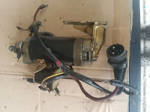 1968 Mercury 65hp 650 Outboard Starter and more.