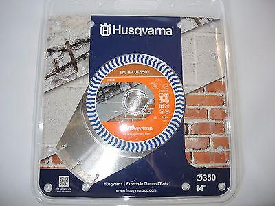 Original Husqvarna TACTI CUT S50 + Trennscheibe Diamanttrennscheibe 350 mm  NEU