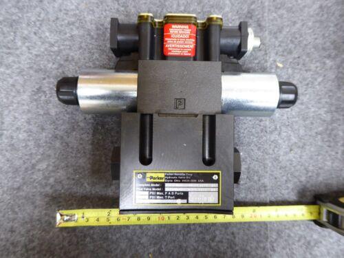 PARKER CONTROL VALVE D31DW004C4NJGLJ47Y-91 DIRECTIONAL VALVE
