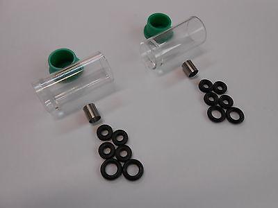 Star Titan Dental Scaler Rotor O-ring Kit 2-pack Installation Instructions