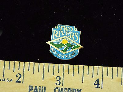 Two Rivers Naco West Resorts Pin