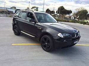 2004 BMW X3 SPORT - With RWC and Rego Footscray Maribyrnong Area Preview