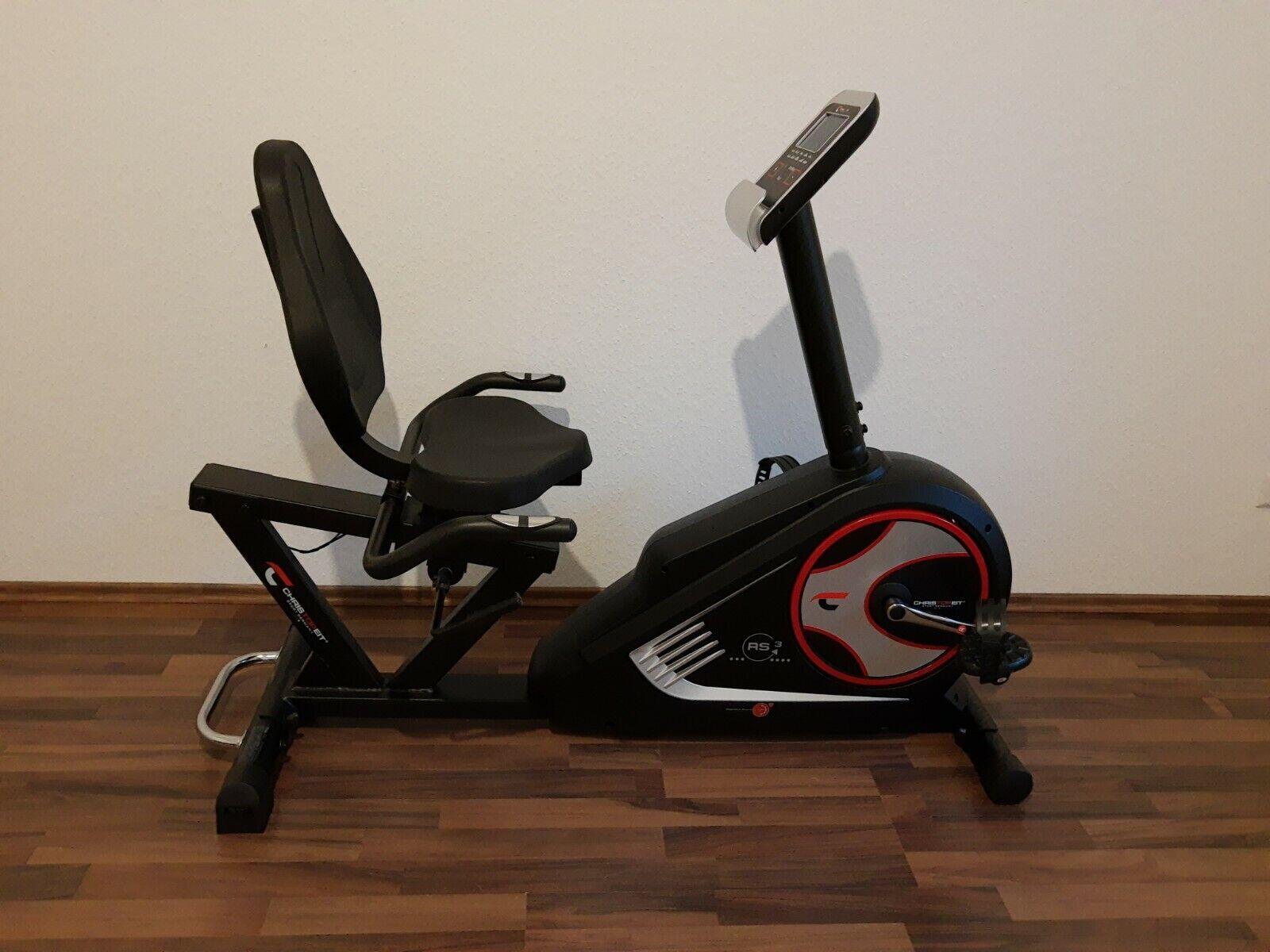 Christopeit Sitz-Ergometer RS 3 elektronisch geregelt, Cardio Training bis 150kg