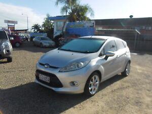 2010 Ford Fiesta Zetec Hatch Hermit Park Townsville City Preview