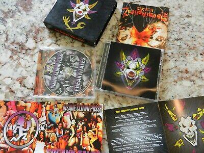 INSANE CLOWN POSSE 2 cd box 2012 The Mighty Death Pop Freaky Tales ICP (Insane Clown Posse The Mighty Death Pop)