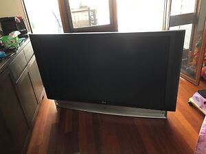 LG 62inch rear projection tv Wavell Heights Brisbane North East Preview