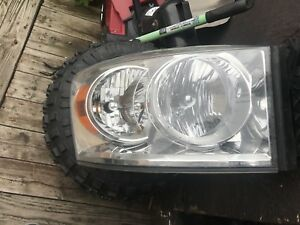 Dodge Ram headlight