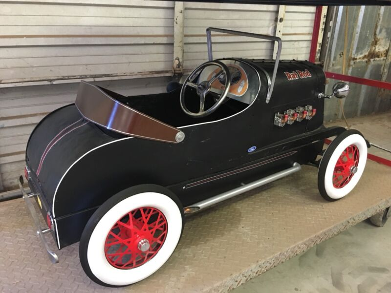 1930s American National Ford Roadster Rat Rod Ride Car Restored Rare 1935 Pedal