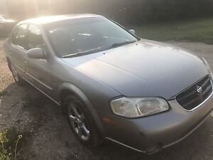 2001 Nissan Maxima GSE Fully loaded