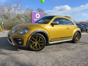 2017 Volkswagen BEETLE 4 Cylinder Engine 1.8L MUST SEE FACTORY W