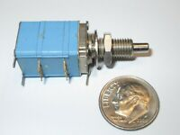 Clarostat VA388 25K//25K dual concentric Pots NOS Potentiometers Neve