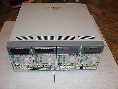 Prodigit Electronics 3300c Electronic Load Mainframe And 4 3311d Dc Electronic
