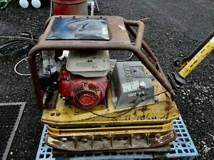 Wacker BPU 4045 Vibrating Plate Compactor Austral Liverpool Area Preview
