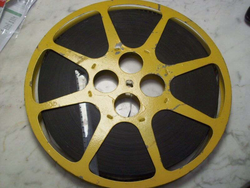 "GASPARILLA Parade 16mm Full 12"" Reel Vintage 1950"