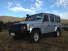 2015 Defender 5 months old 10k of extras Cygnet Huon Valley Preview