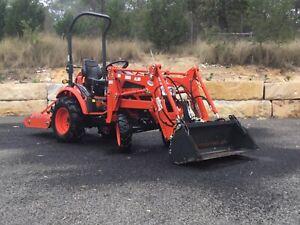 Daedong Kioti CK22 Tractor Glenorie The Hills District Preview