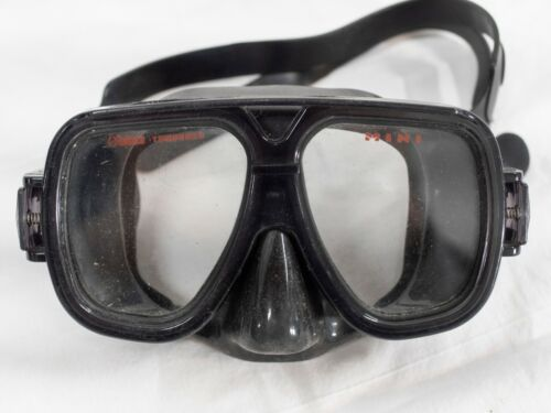 Tabata Mini Scuba / Diving Mask Model