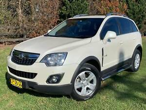 2011 Holden Captiva 5 2WD Automatic SUV Richmond Hawkesbury Area Preview