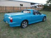 2005 VZ  Commodore Storm Ute Great Condition Warwick Southern Downs Preview