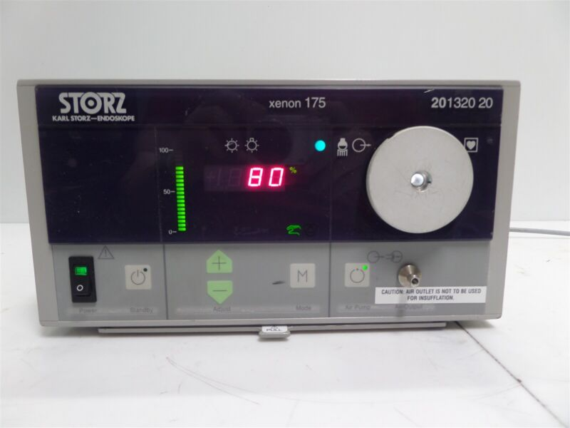 Karl Storz 201320 20 Xenon 175 Light Source