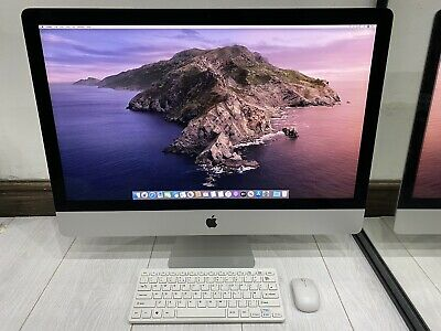 "Apple iMac 27"" 5K Retina Late 2015 1TB HDD 16GB Ram 3.2GHz Core i5 AMD M380 2GB"