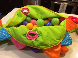 Baby Dino ball pit