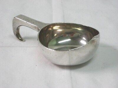 Russischer Wodkabecher Silber 84 Zolotniki St.Petersburg Meisterpunze 1898