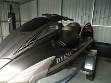 Yamaha waverunner 2009 1800cc supercharged immaculate 93 hours Jolimont Subiaco Area Preview
