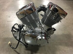 NEW ~ LIFAN 250CC V-TWIN ENGINE MOTOR 4-STROKE CHINESE MOTORCYCLES JAPAN CLONE