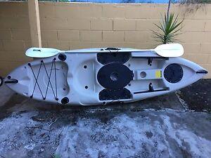 Malibu Stealth 9 Kayak+Extras Springwood Logan Area Preview