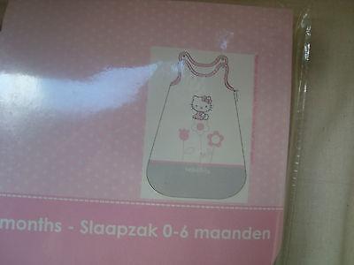 Schlafsack für Baby Hello Kitty 0 A 6 Monate Rose Neu 67 cm Margaux ()