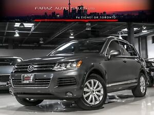 2014 Volkswagen Touareg TDI|NAVI|REAR CAM|PANO|PUSHSTART|BLUETOO