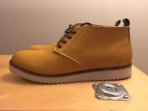 Men's Leather Boots from Urban Outfitters- Brand New - Size 10