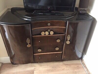 vintage Antique sideboard needs Renovation