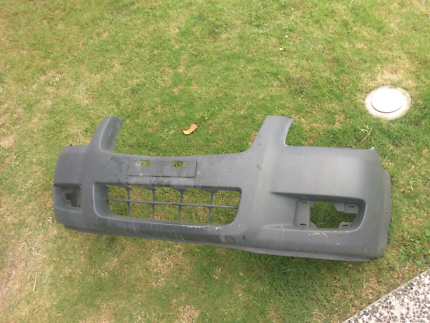 Mazda bt 50 2008 4x4 turbo diesel manualbull bar now wrecking 2008 mazda bt50 front bar cover fandeluxe Image collections