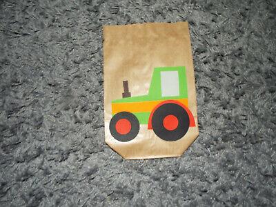 Geschenktüten für Kinder Geburtstag Weihnachten Ostern Traktor/Bulldog Geschenktüten Für Kinder