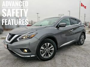 2018 Nissan Murano SL Leather Roof Navi  FREE Delivery