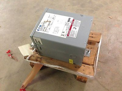 Eaton S60g11s05n 5 Kva Dry Type Distribution Transformer 3r 600v 120240