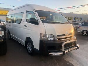 Hiace commuter Maidstone Maribyrnong Area Preview