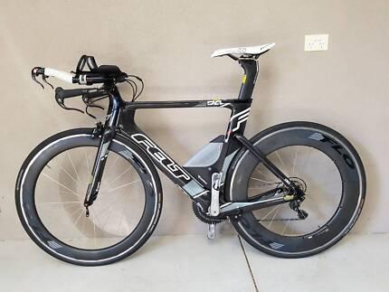 Felt DA4 Triathlon Bike