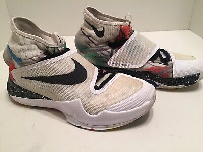 a033315281816e Nike NCS Hyperrev Mens Muti Colored Lace  Velcro Athletic Shoes Size 8