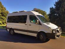 2012 Mercedes Sprinter 316CDI, Motorhome, Diesel, Automatic Sydney City Inner Sydney Preview