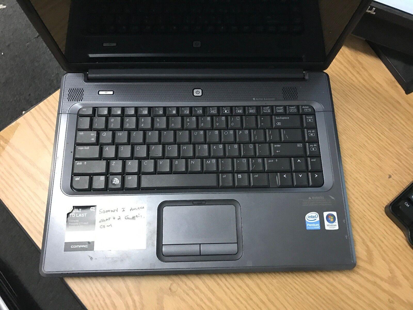 """... 15"""" HP Compaq Presario C700 Laptop"""