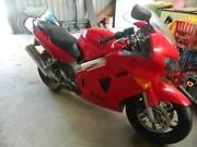 Honda VFR 800 Motorcycle Killawarra Greater Taree Area Preview