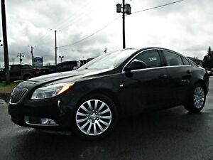 Buick Regal 2011  Berline CXL 4 portes avec 1Sa Automatique Cuir
