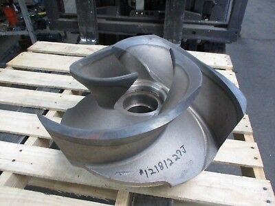 Flygt Iron Impeller 12181229j Casting0412 7015127 New