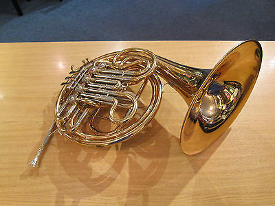 Besson Lidl French horn (5-valve full double)