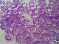 500 Punti Luce Diamanti Lilla 1 Cm. X Centrotavola Matrimonio Wedding Bomboniere -  - ebay.it